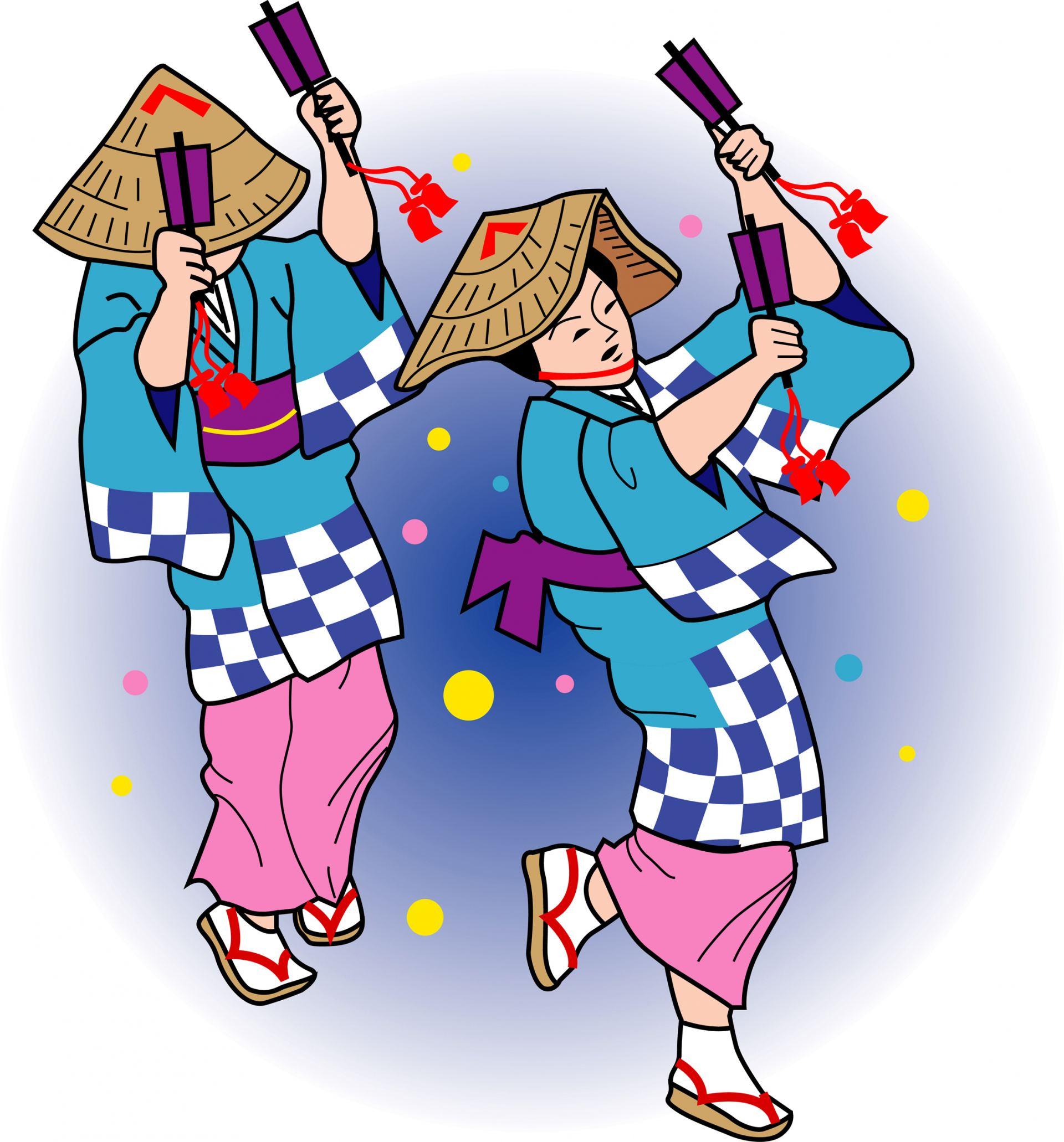 發祥於高知縣夜來祭的YOSAKOI