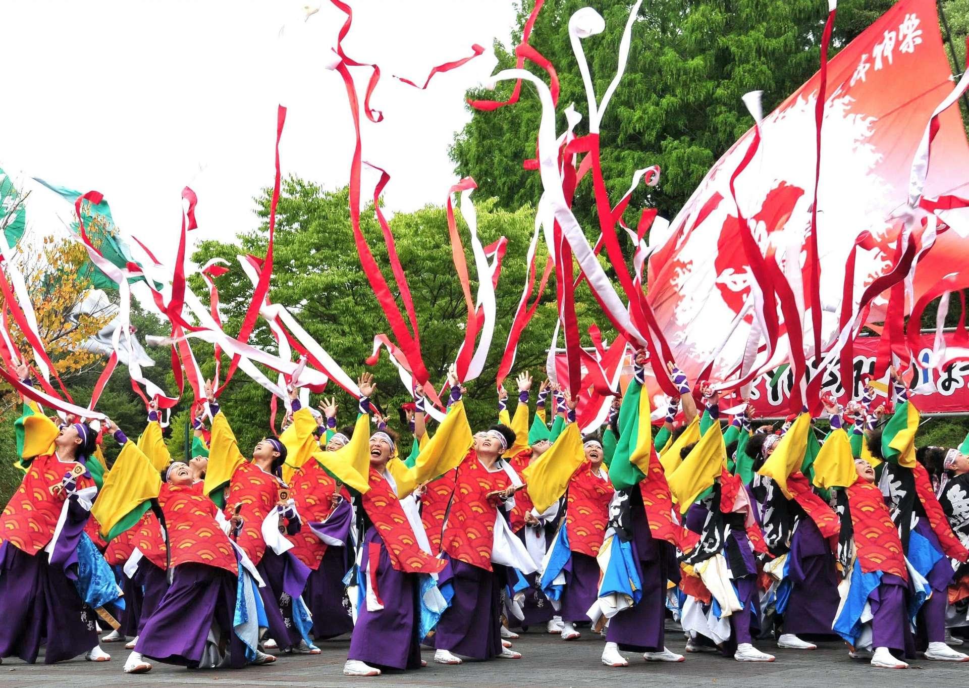 仙台市 陸奧YOSAKOI祭