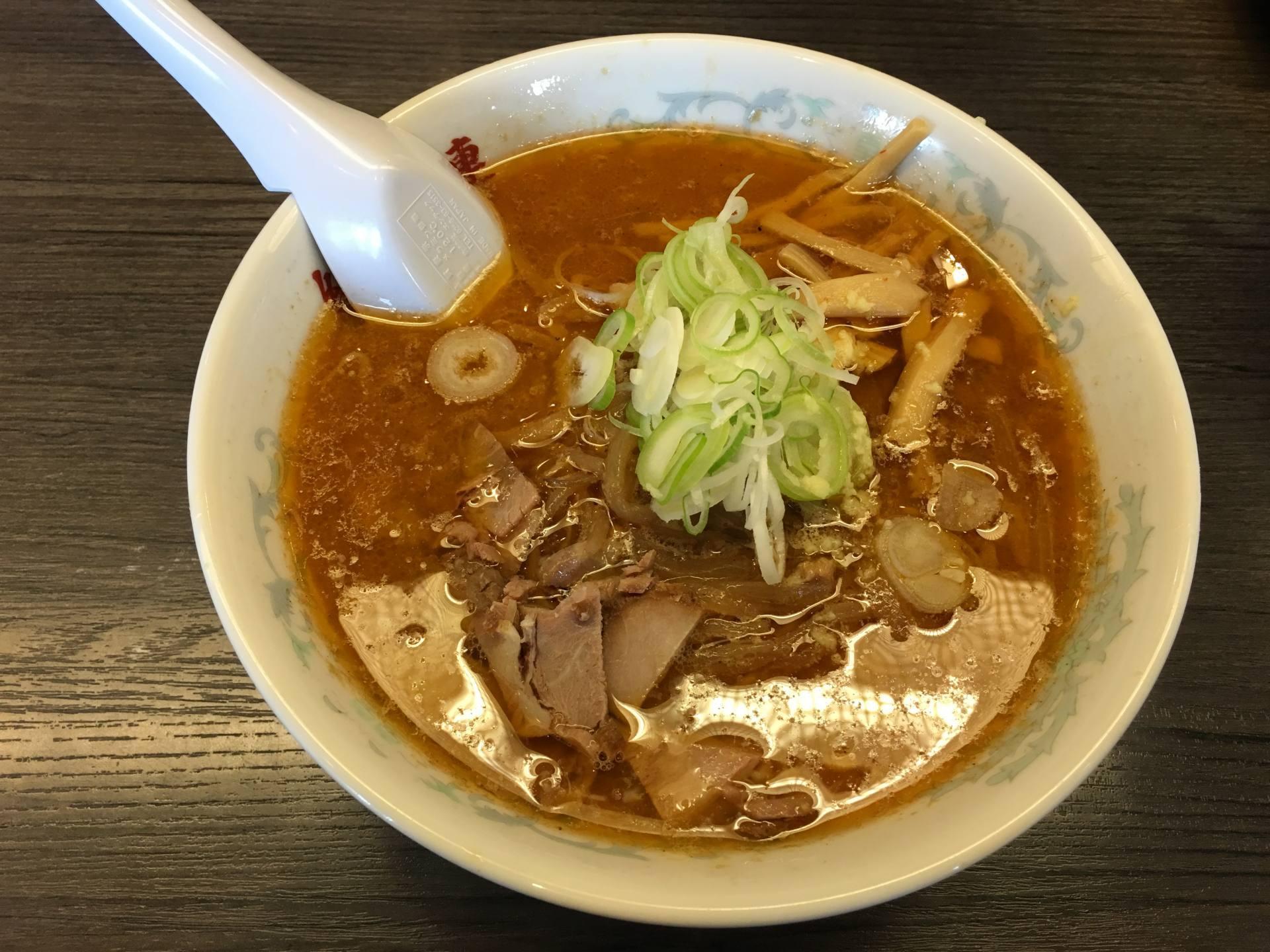味噌拉麵(820日圓)