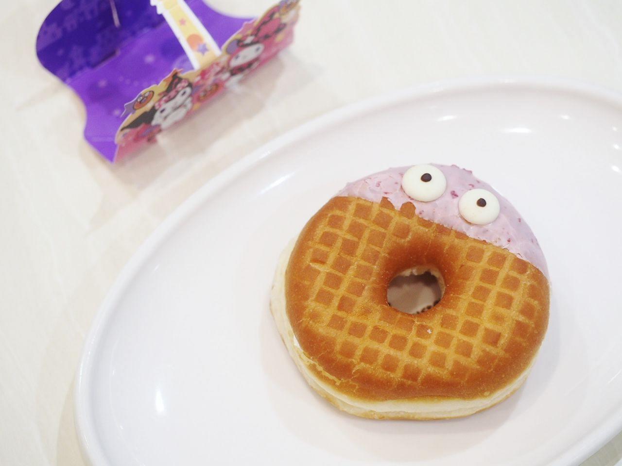 Paffietta奶油甜甜圈(含税162日圆)