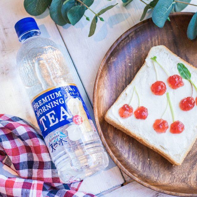 流行日本的透明奶茶!SUNTORY透明飲品系列!