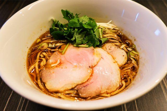 辣味醬油拉麵(1000日圓 午餐限定)