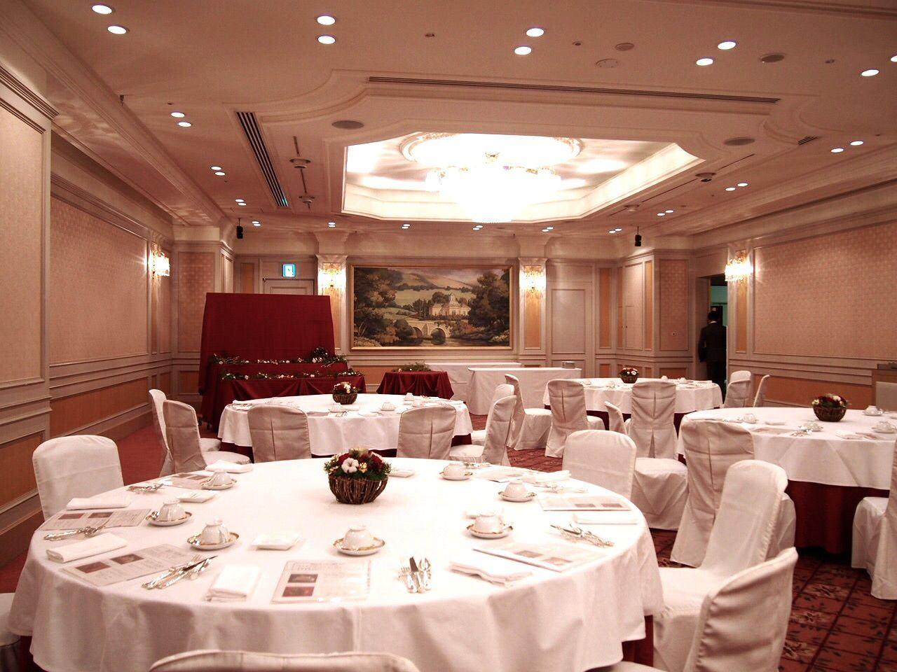 Imperial Hotel Osaka – Banquet Hall