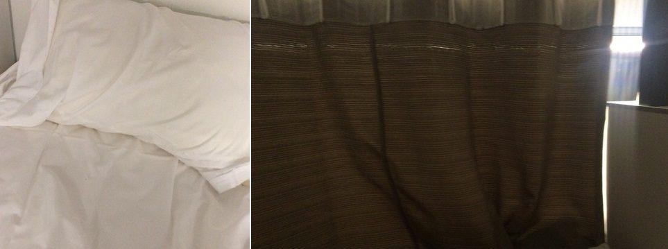 床單、窗簾
