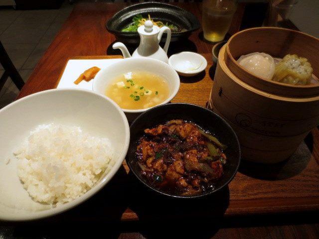 饮茶午餐(1100日圆)