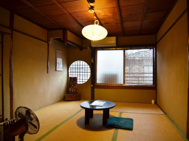 [Double Room (6,480 yen)]