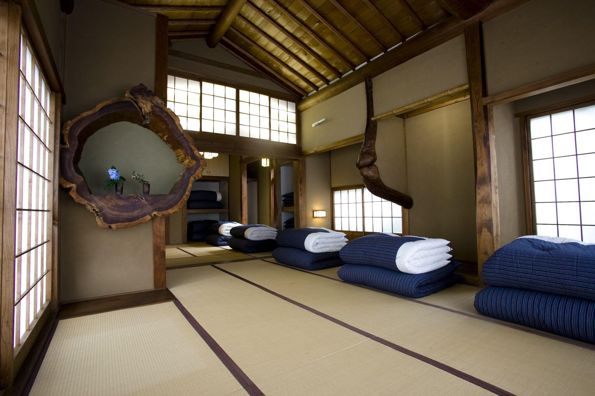 Men's Dormitory