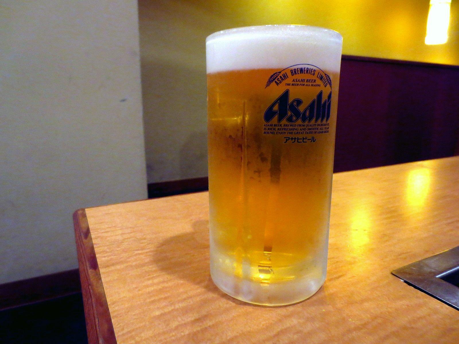 生啤酒 小杯 490日圆