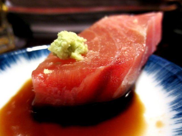 鮪魚中脂CHUTORO