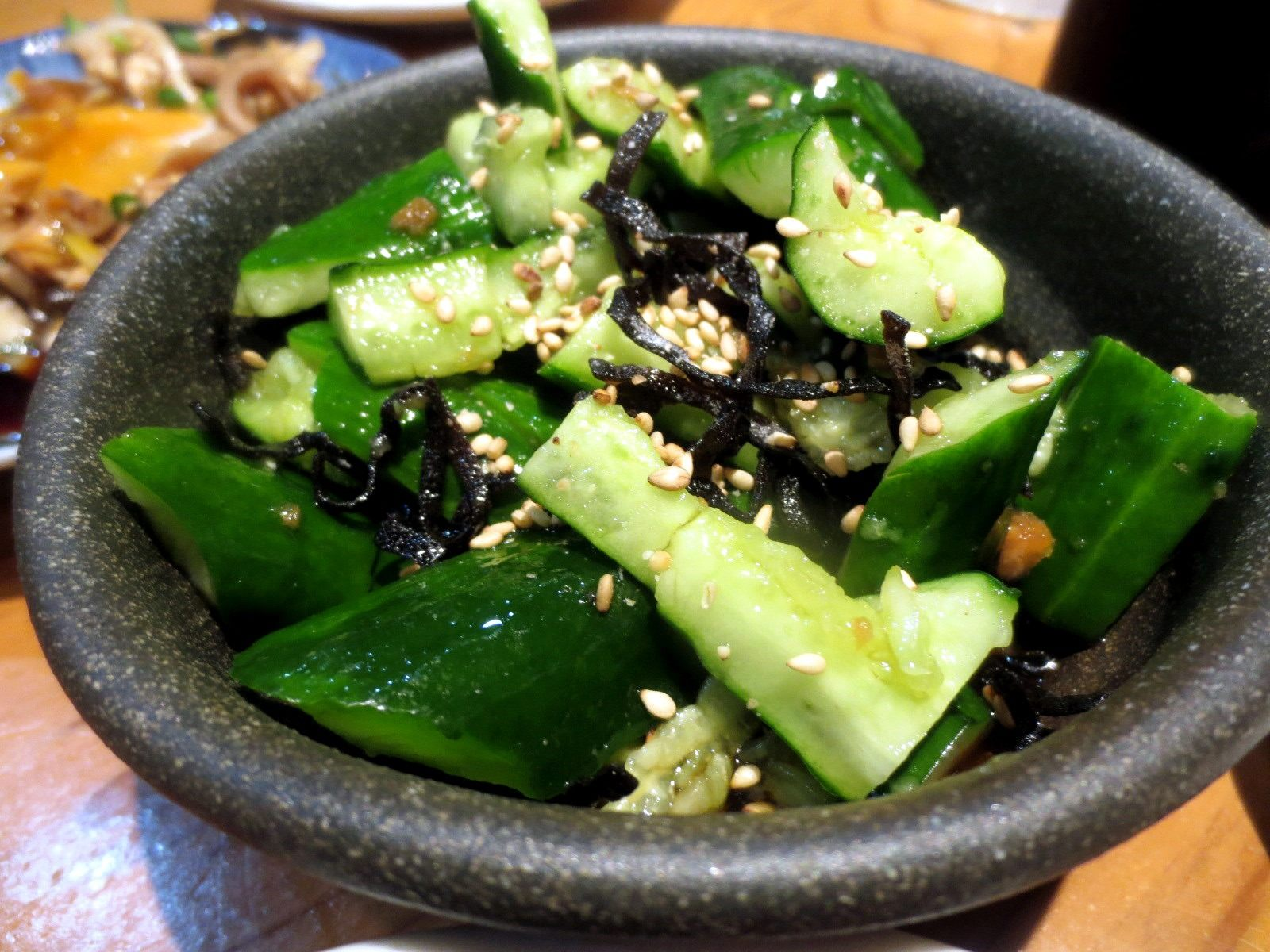 Cucumber Takaki