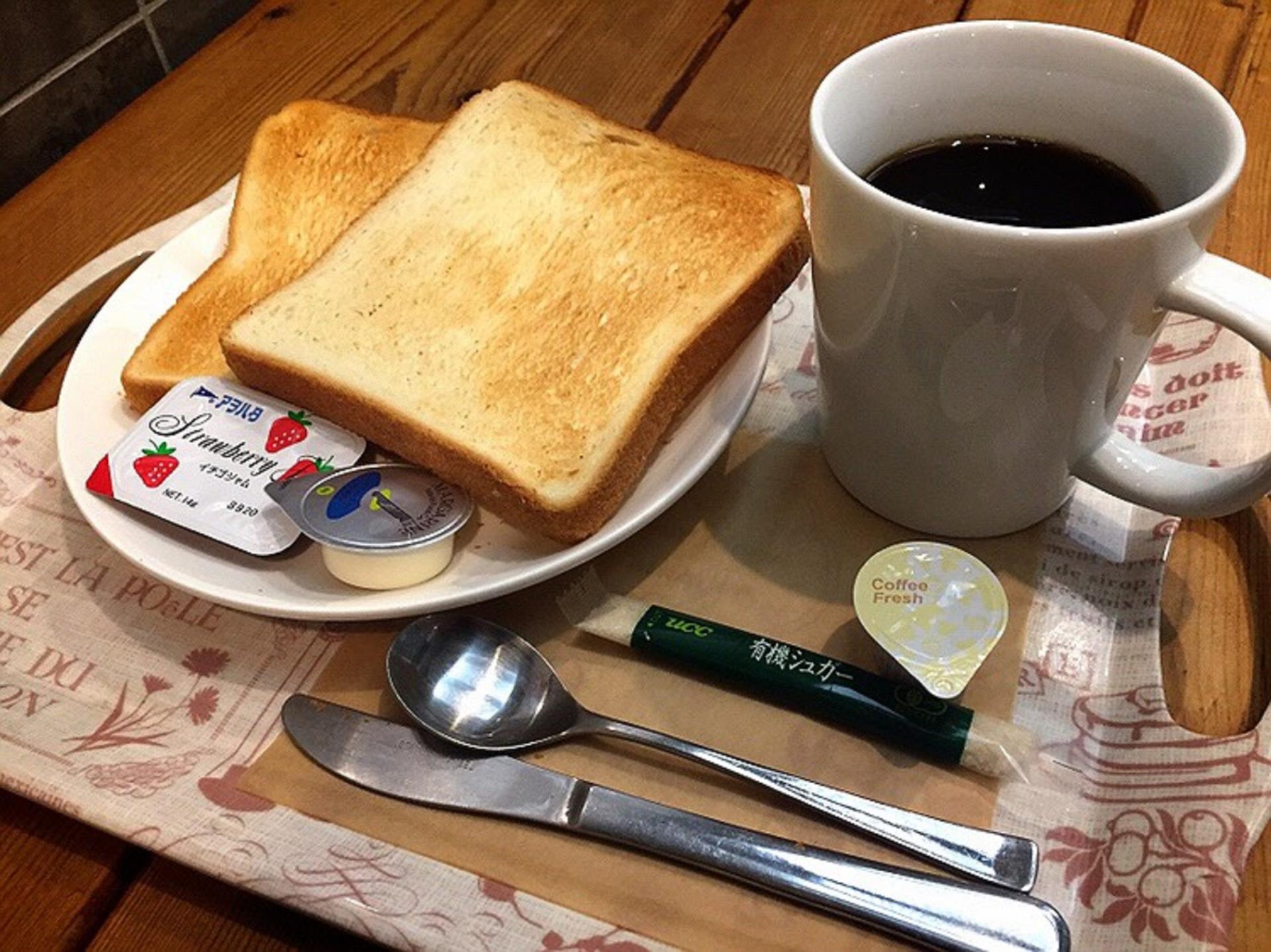 非常開心有附早餐!