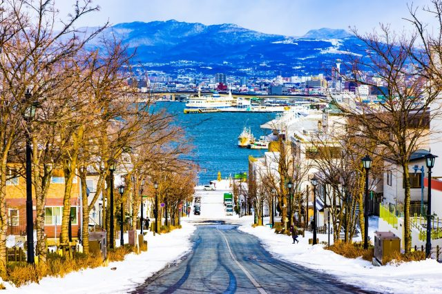 Winter Trip to Hakodate [Day 1] ~Hakodate's Morning Market, Bay Area, Motomachi, and more~