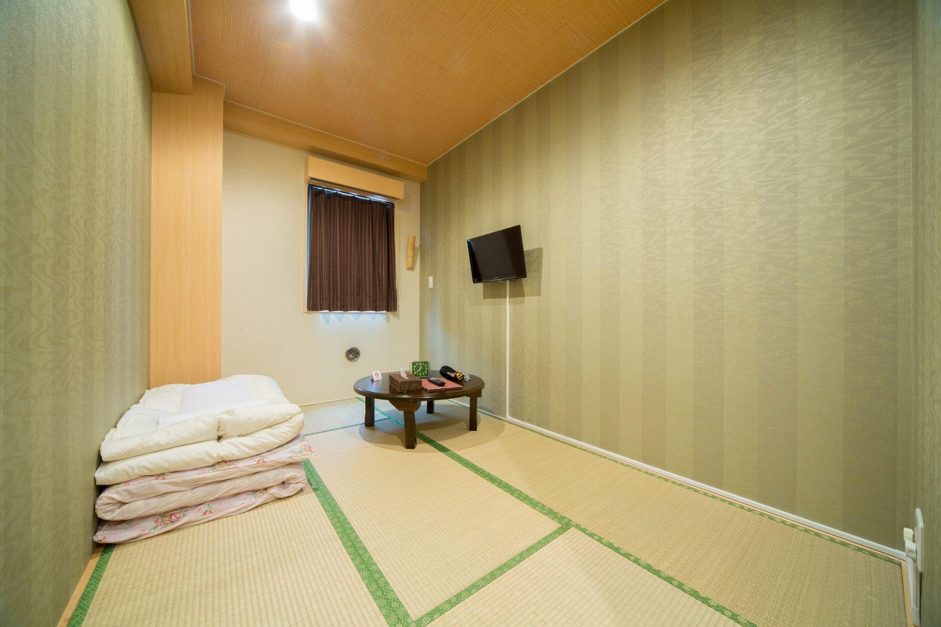 個室(和室)一晚5800日圓~