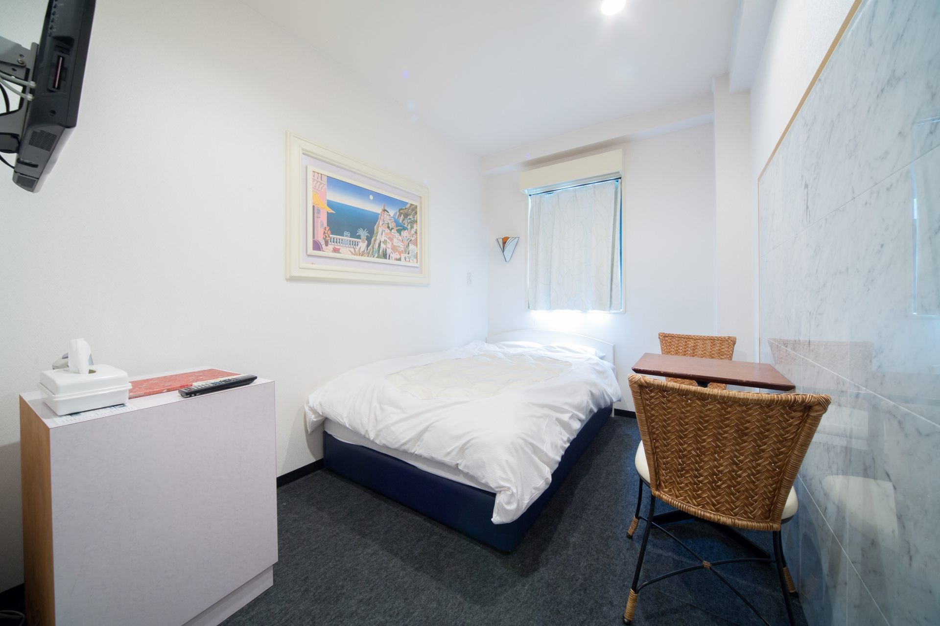 個室(西洋)一晚5800日圓~