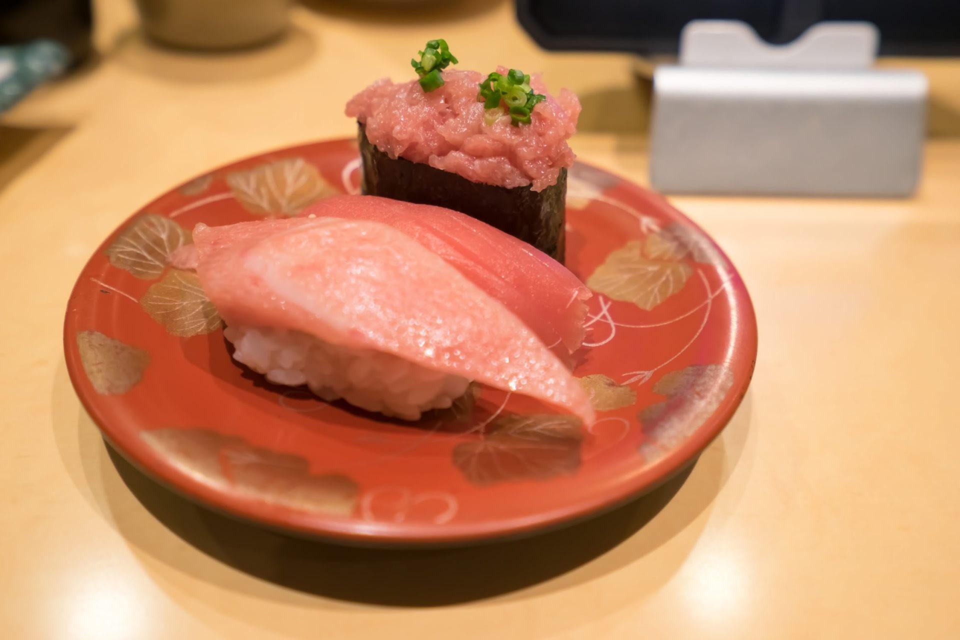 本鮪魚三好