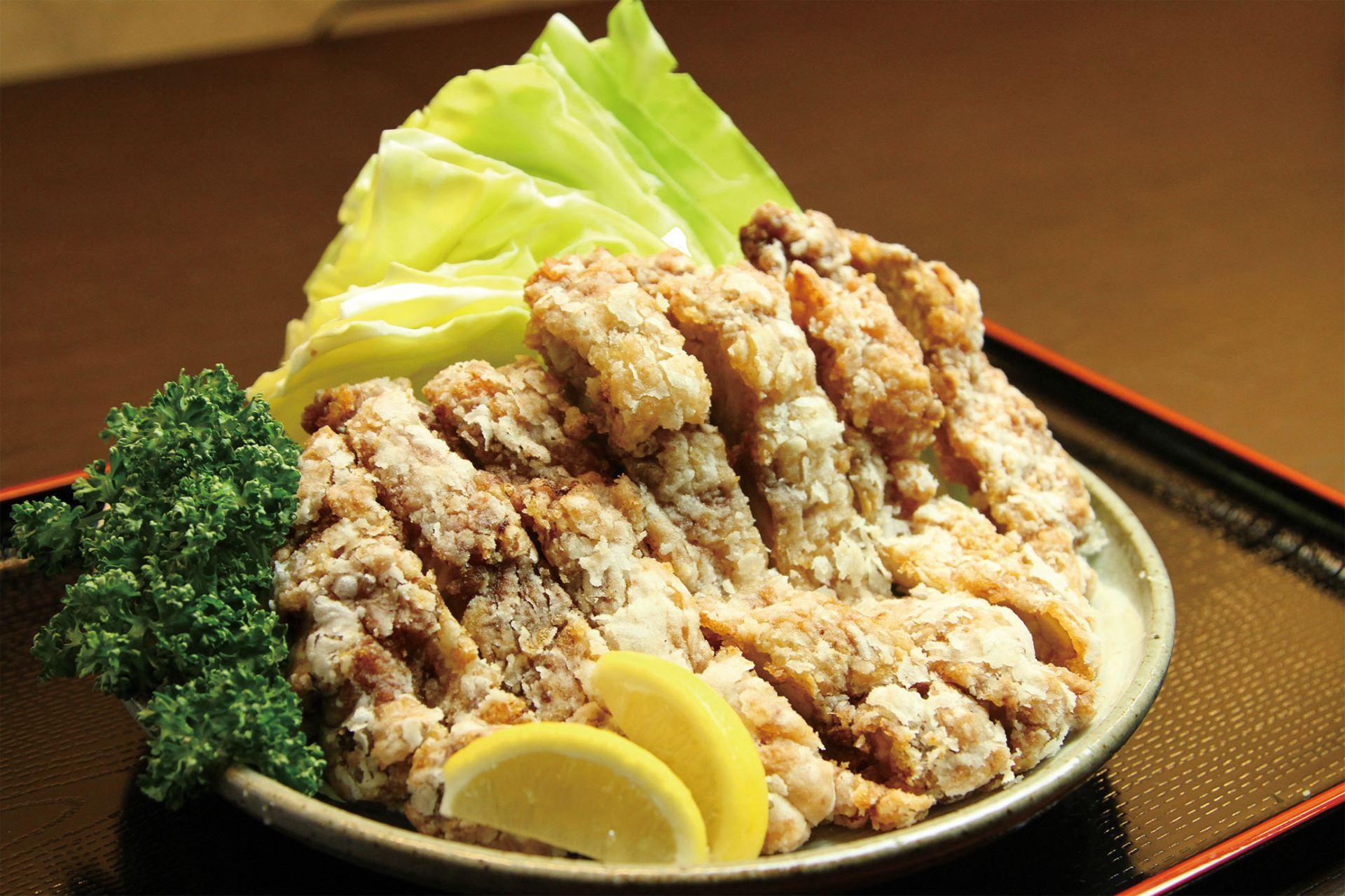 松本的傳統料理「山賊燒」