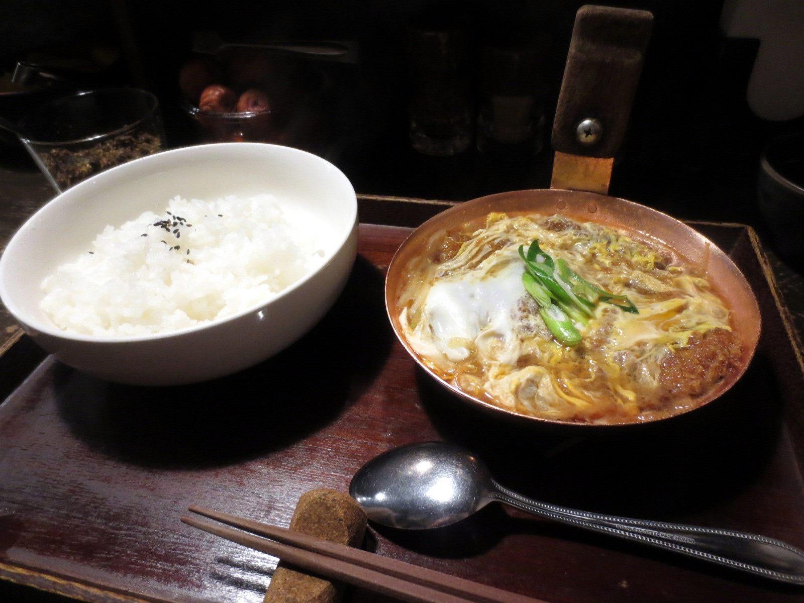 猪排丼 650日圆