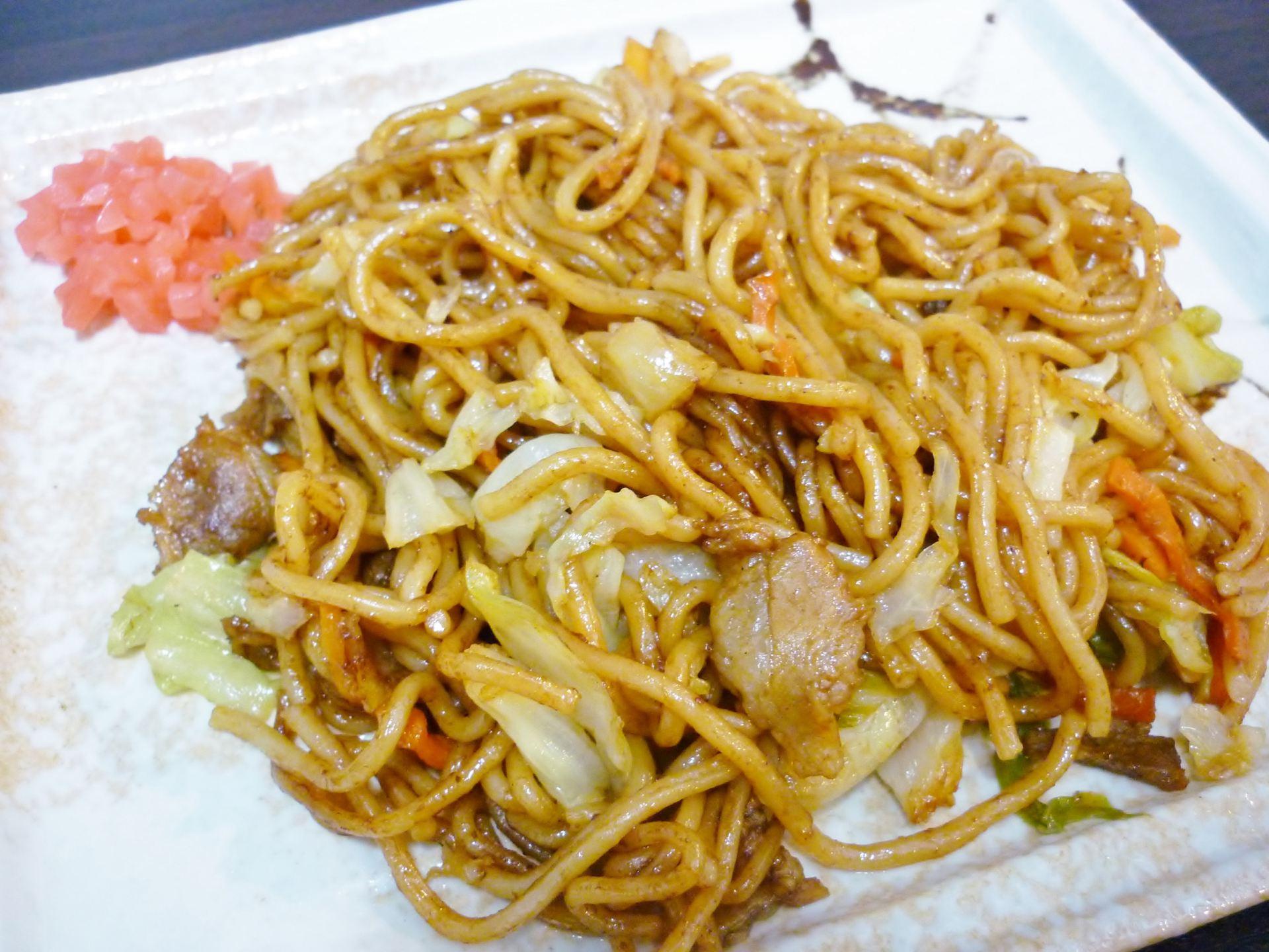 Yakisoba (Fried Noodles)