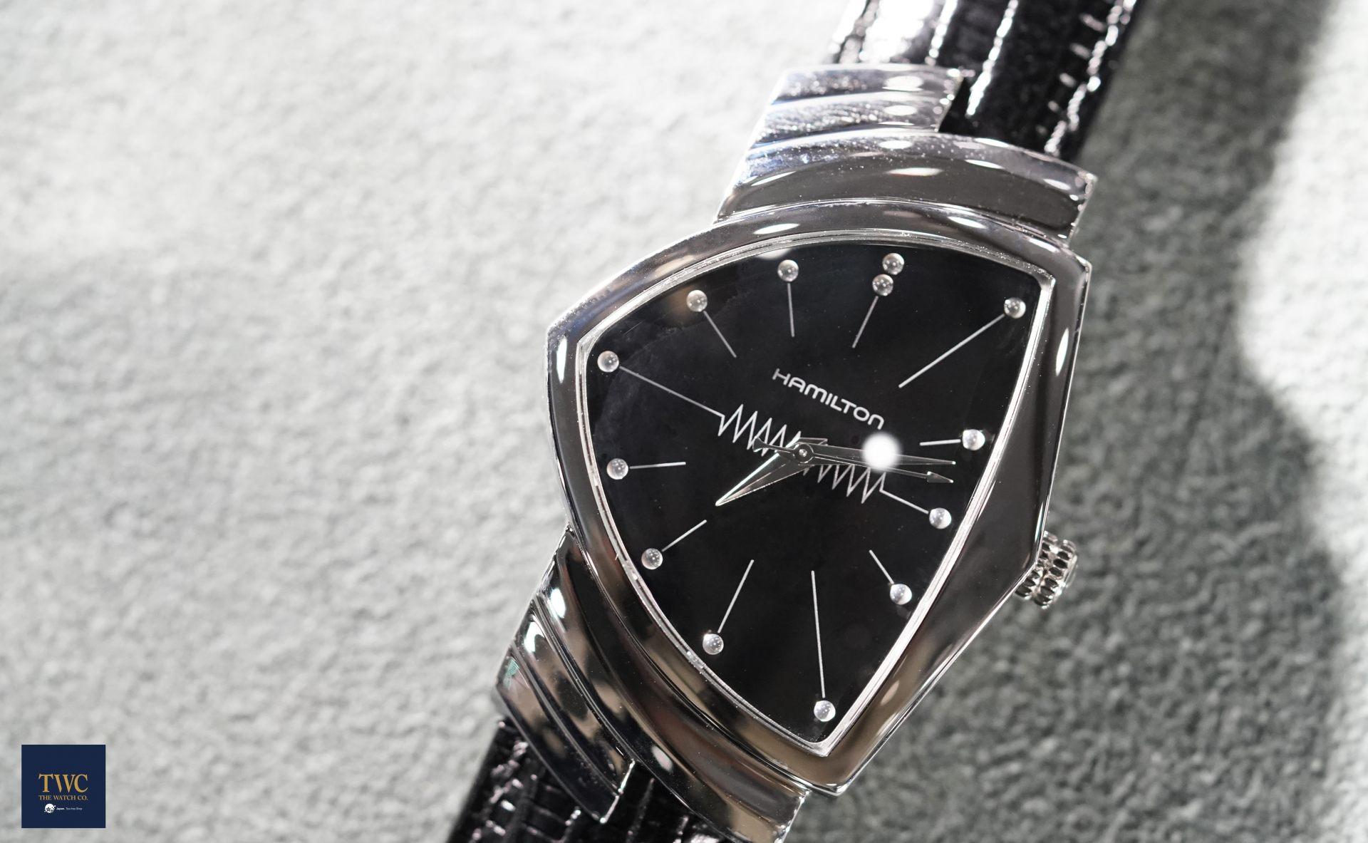 漢米爾頓 「Ventura 石英錶」