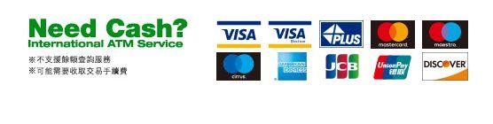 便利的郵政銀行ATM