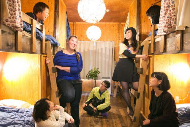 "Feel ""At-Home"" in Hokkaido: Sapporo Guest House Waya"