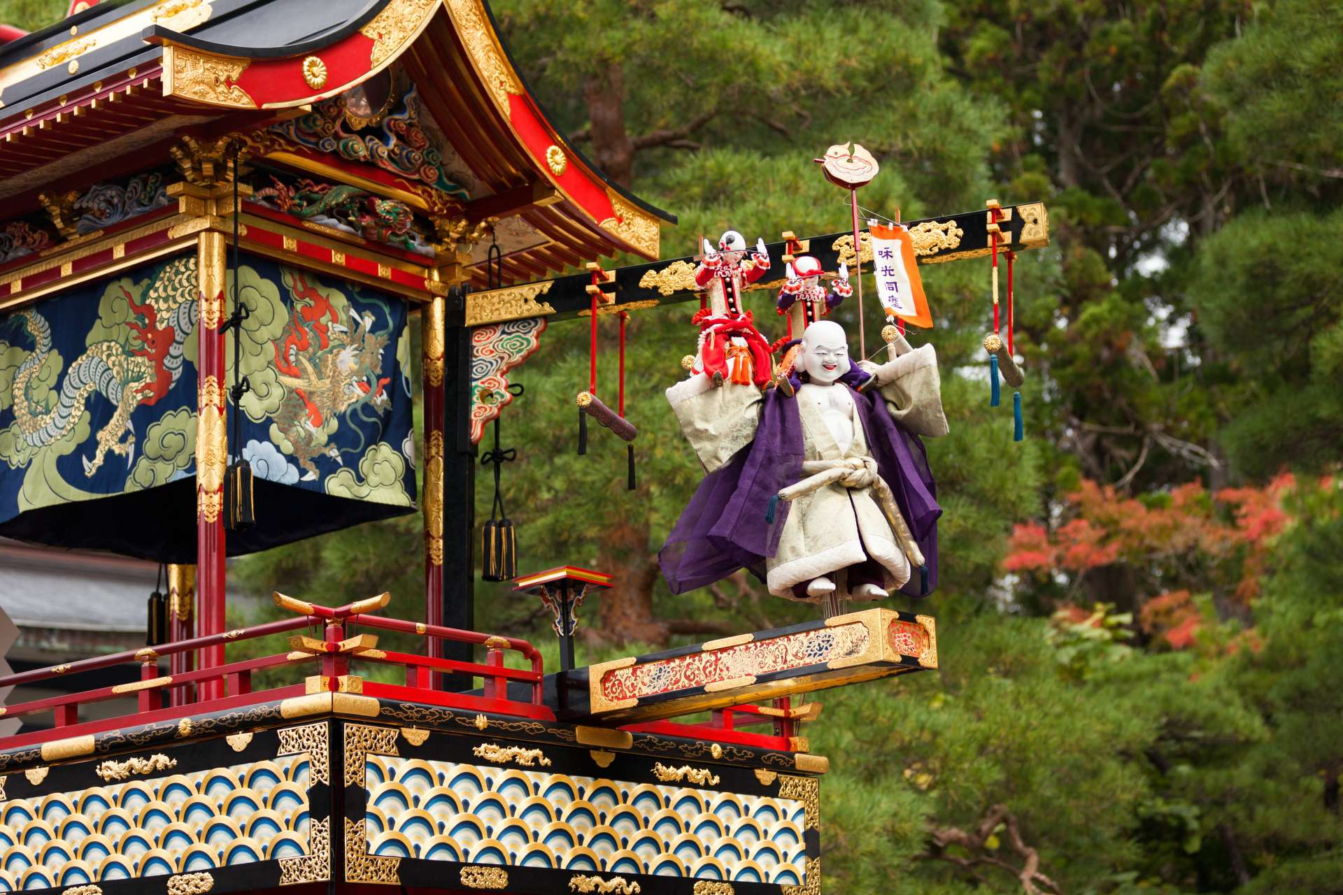Takayama Matsuri – Autumn Yahata Matsuri (Image)