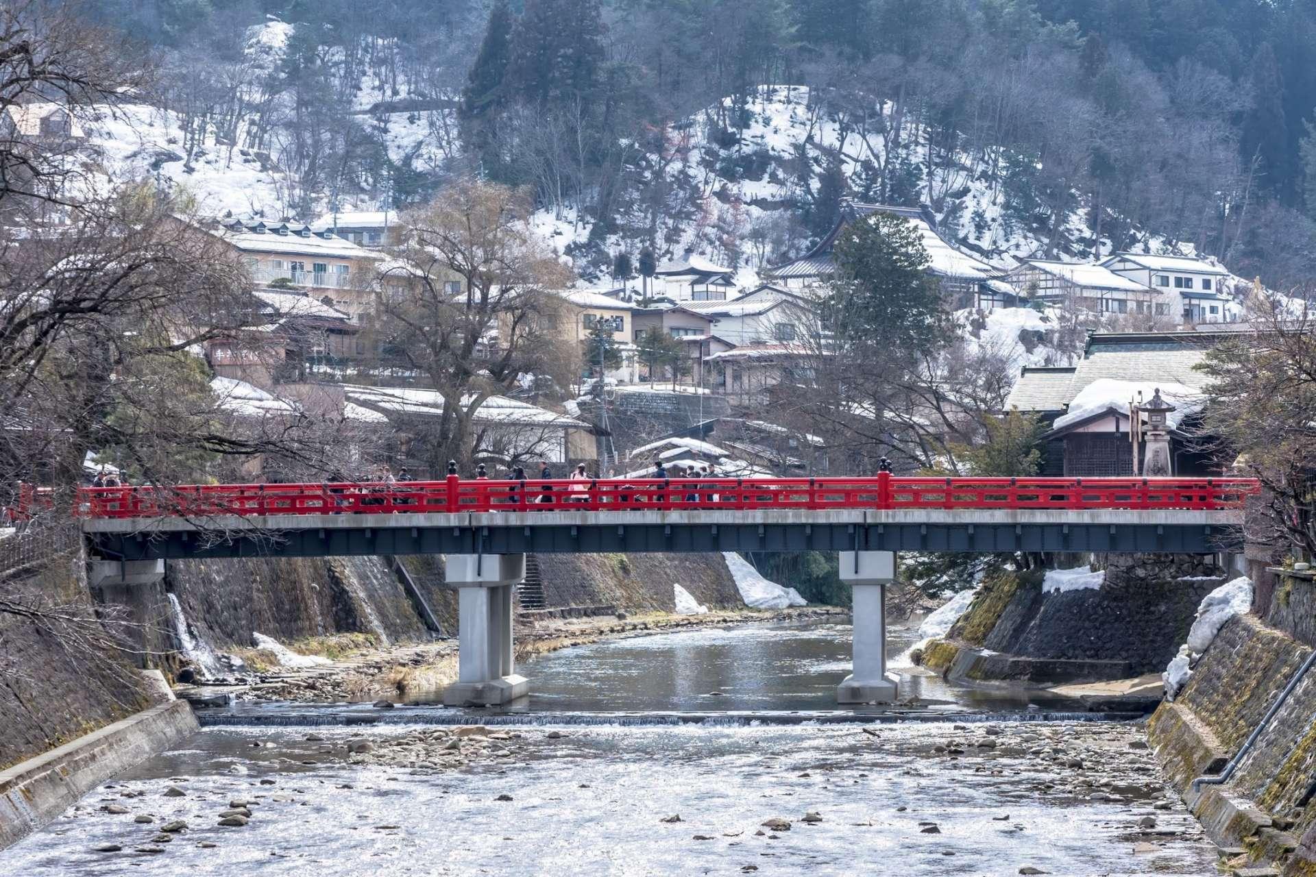Nakabashi Bridge