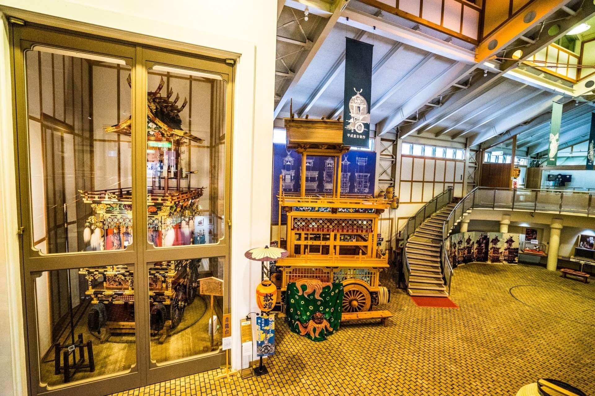 飛驒古川祭會館