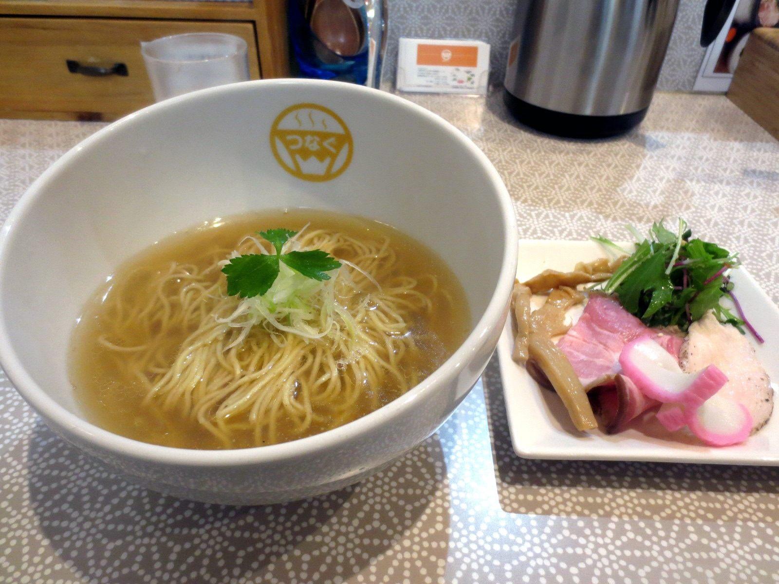 「明日之鹽味拉麵」 750日圓