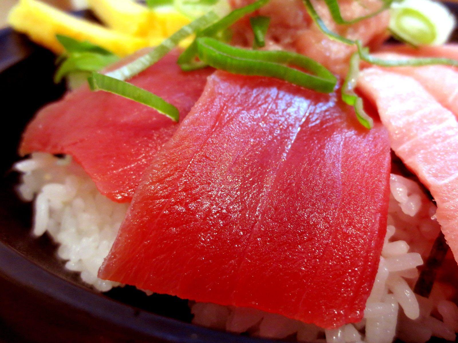 Lean Tuna
