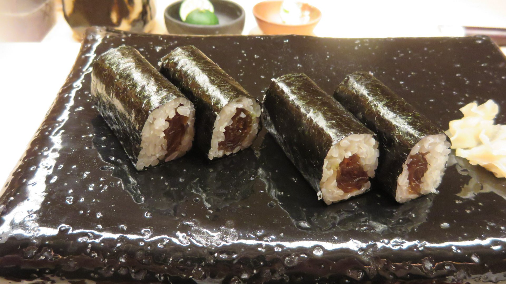 干瓢海苔卷寿司