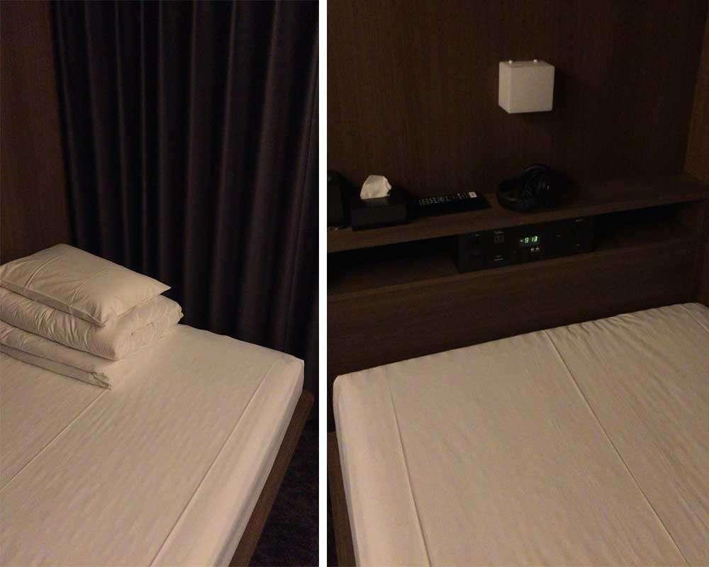 棉被、枕頭