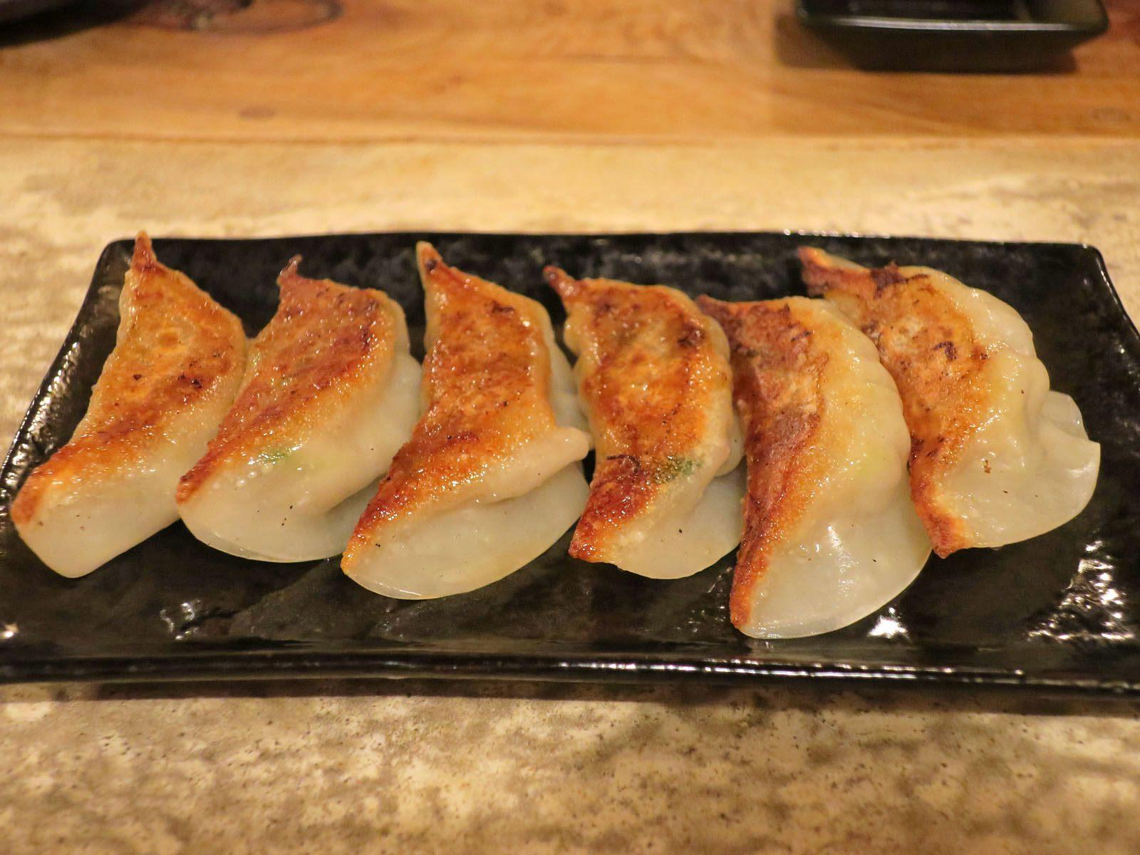 冲绳产猪肉锅贴 450日圆