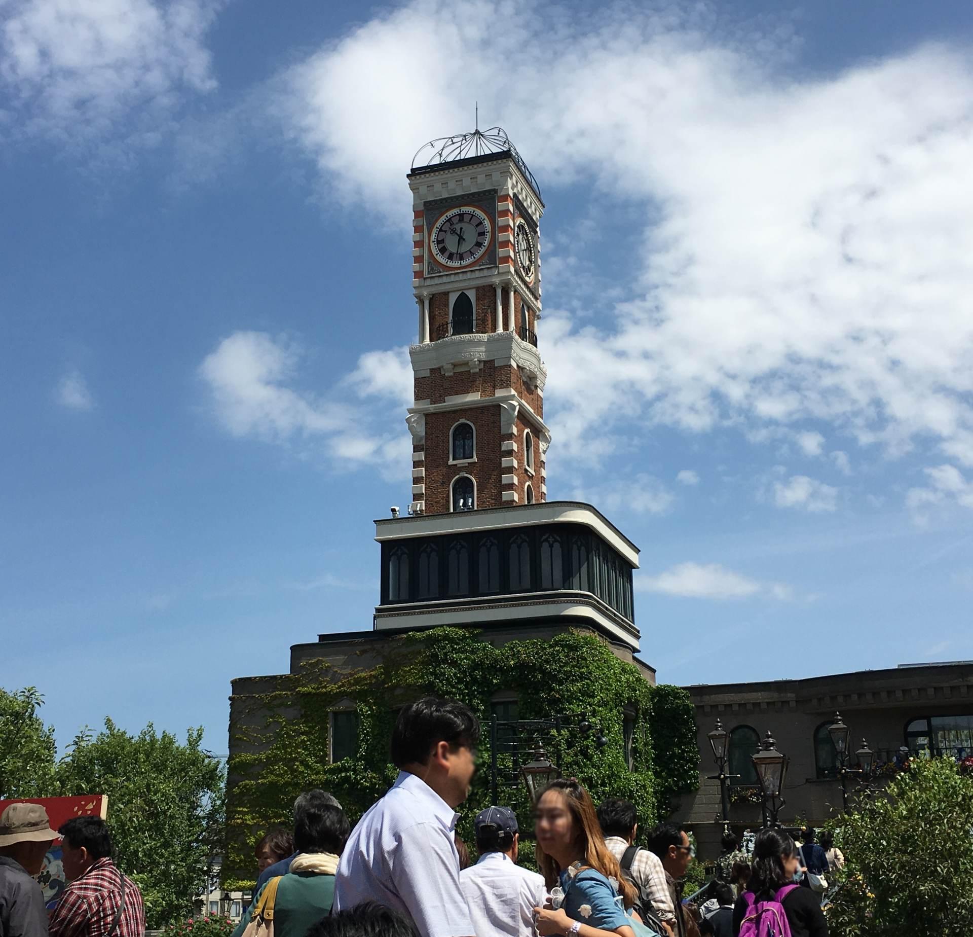 The Sapporo Automaton Clock Tower