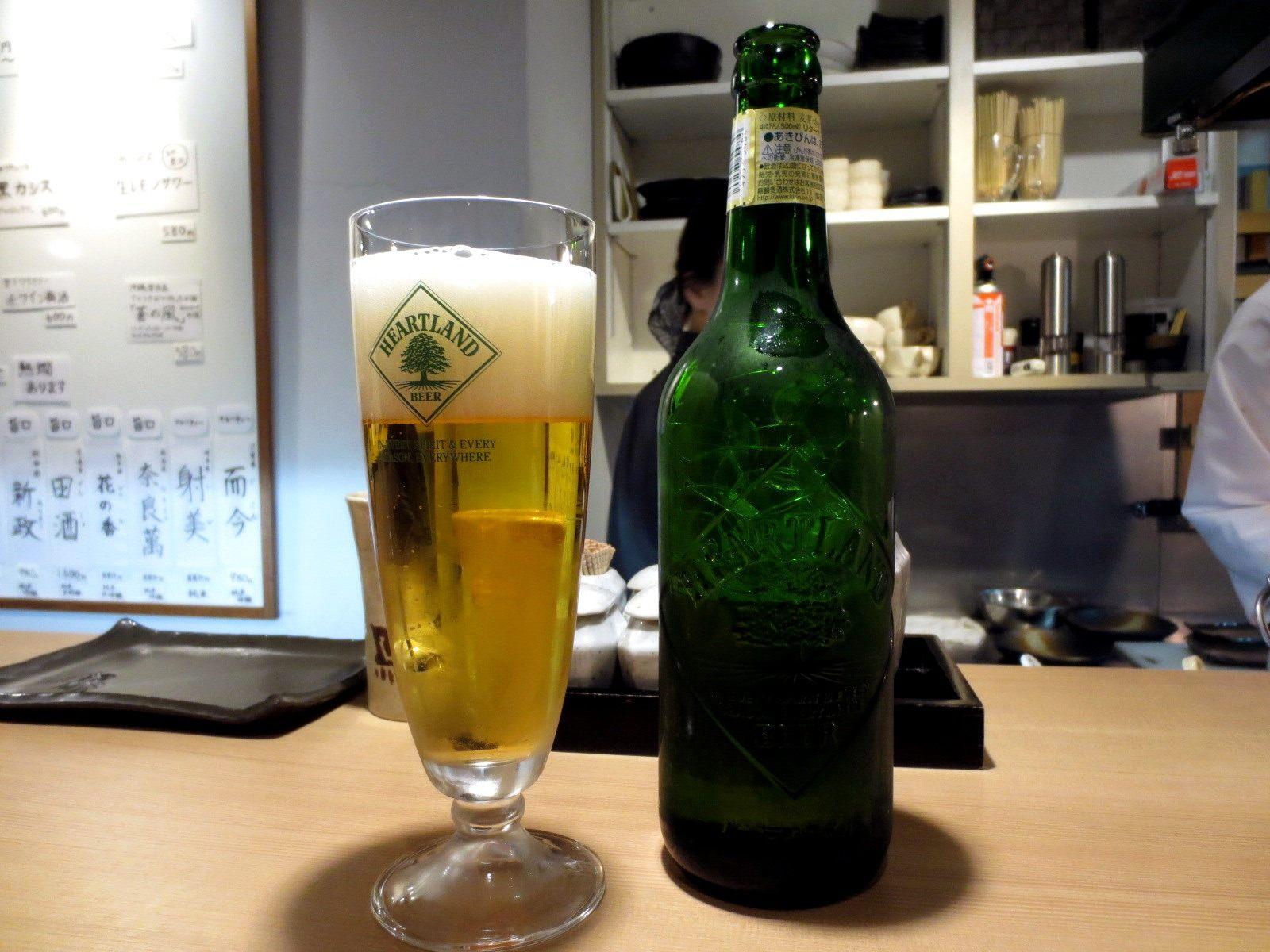 Kirin Hard Cider  ¥650