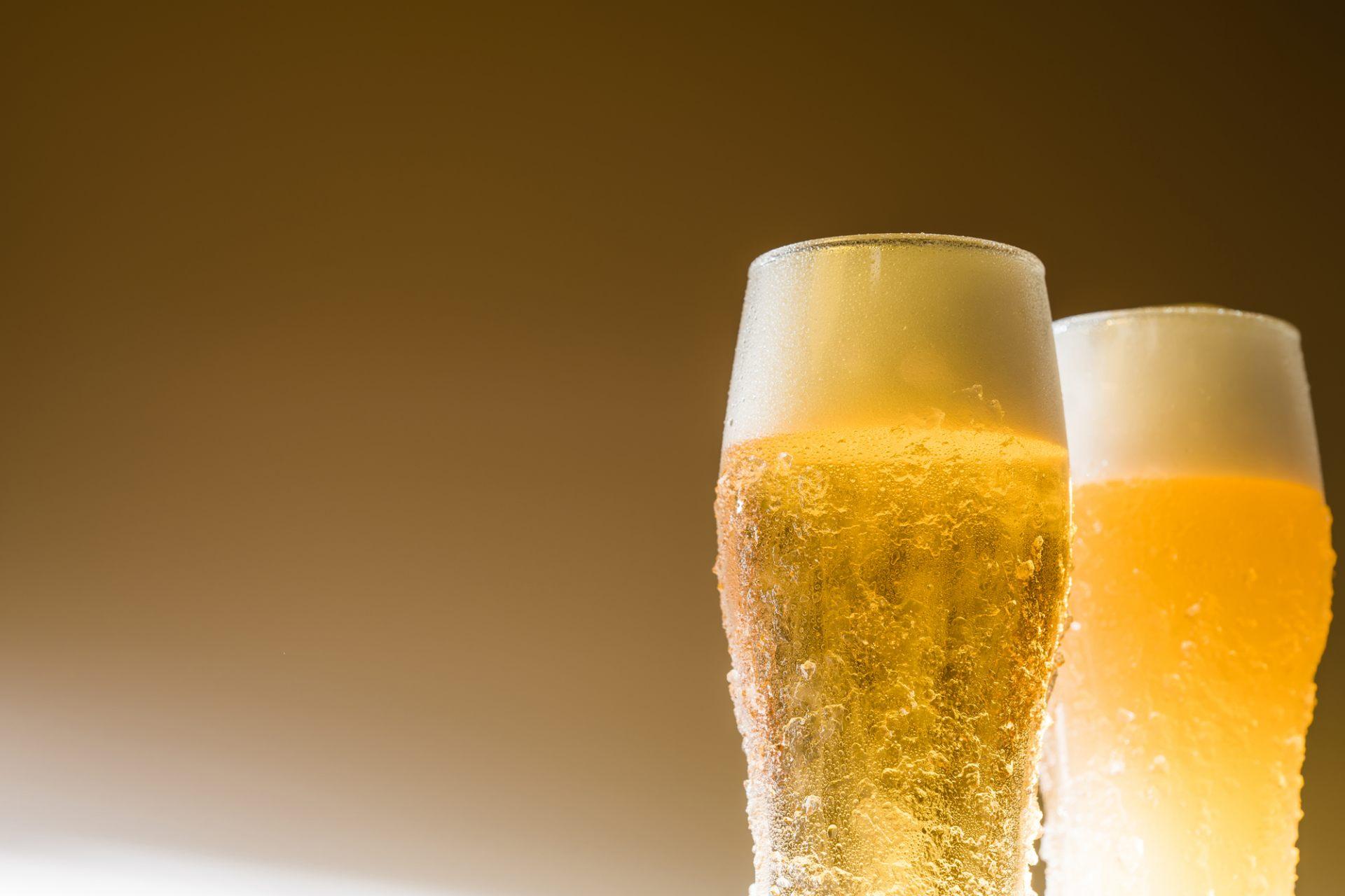 奧入瀨的地啤酒非常美味!