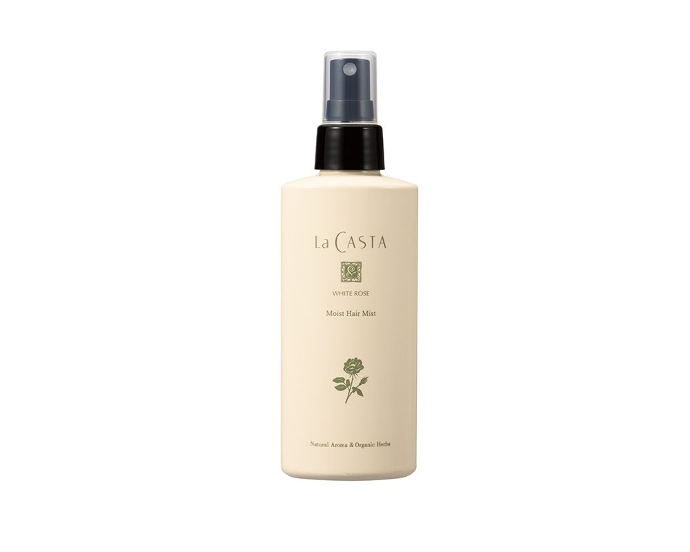 WHITE ROSE Moist Hair Mist 1,944 yen