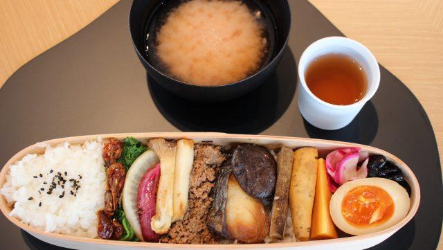 在銀座「SHISEIDO THE TABLES」享用營養又美容的健康午餐