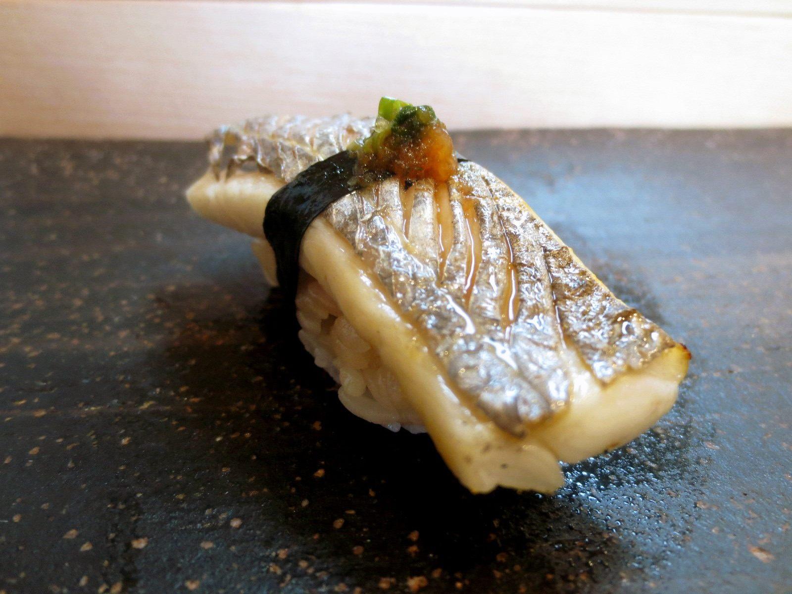 Broiled Beltfish