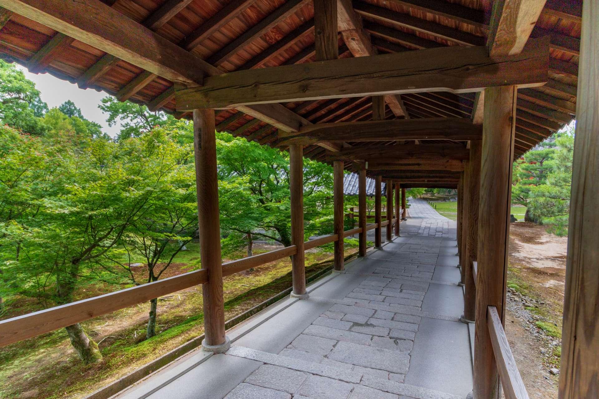 东福寺的通天桥