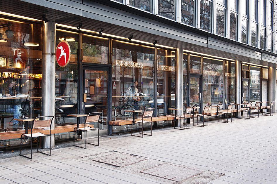 挪威的咖啡厅「Fuglen」