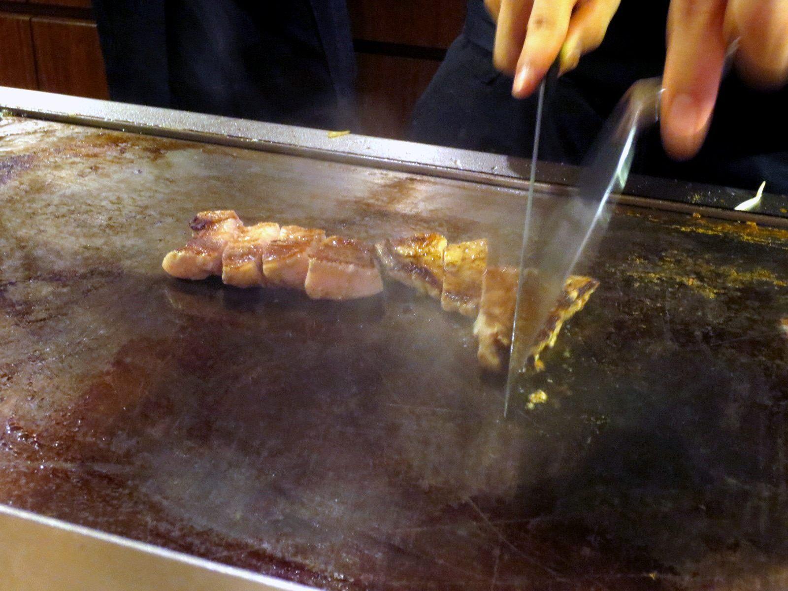AGU猪肉排