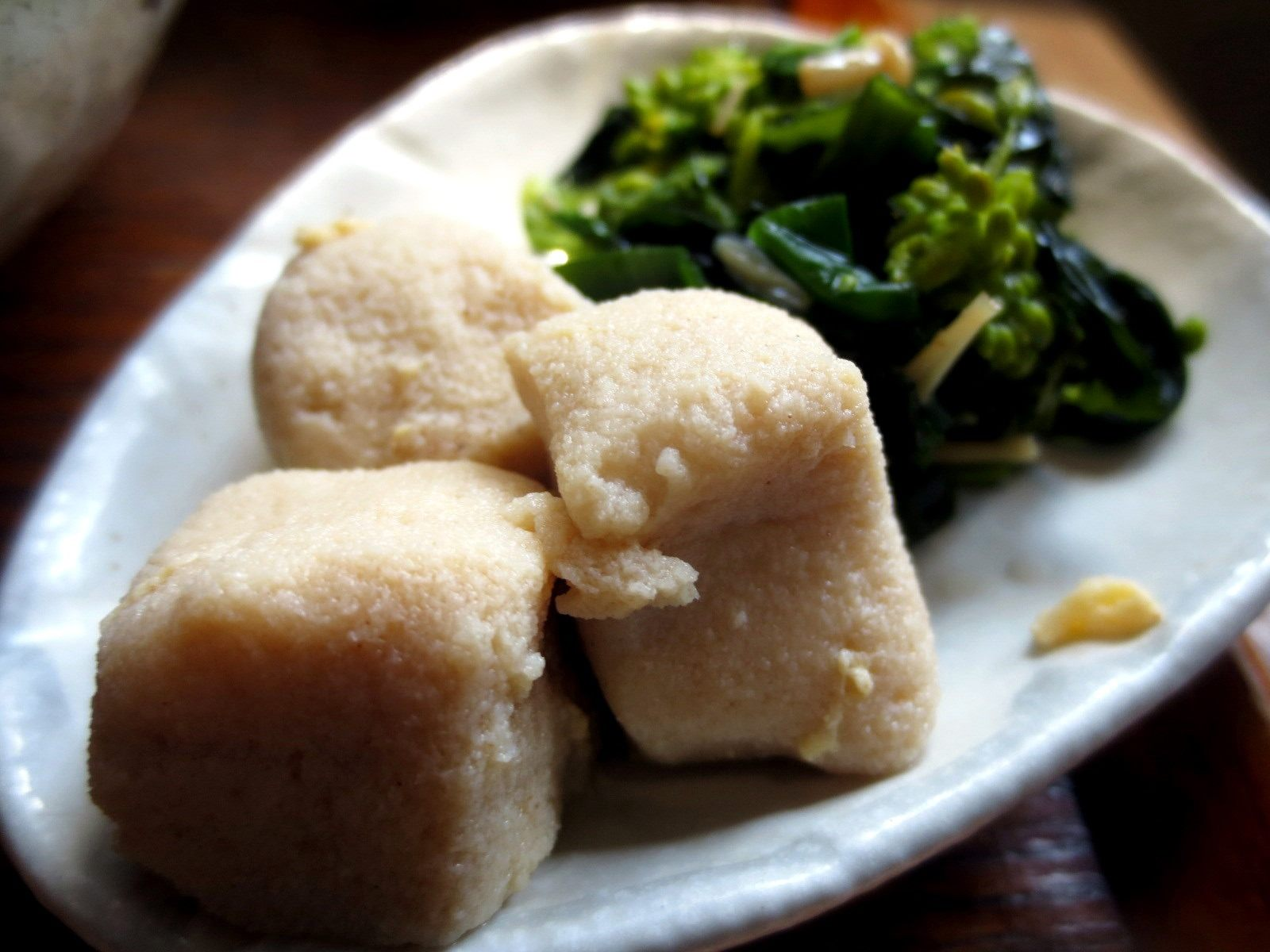 2 daily side dishes