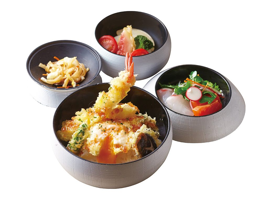 Taiko Hyoutan Bento 1,880 yen