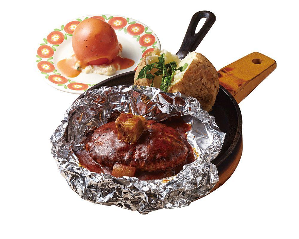 東洋亭漢堡排牛排 1350日圓起價