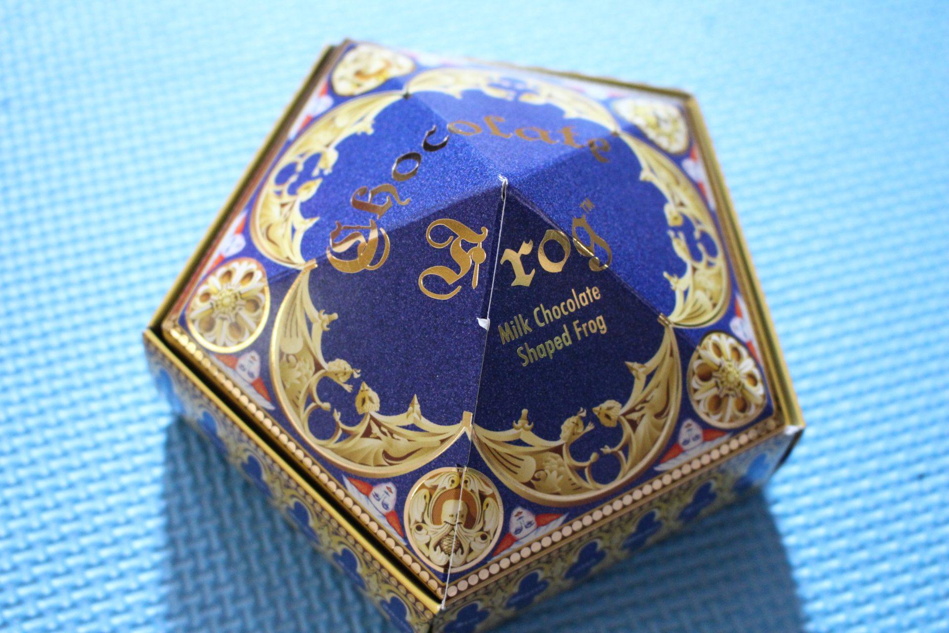 Frog chocolate ¥1200