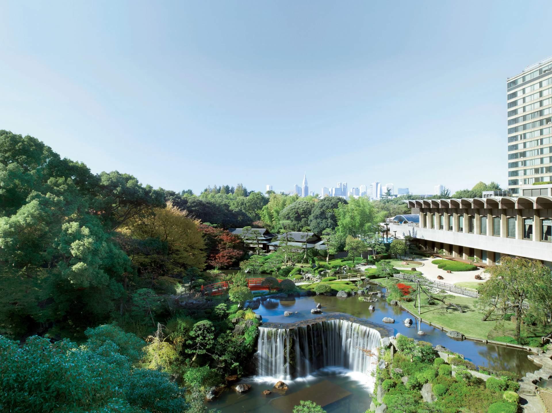 一览美丽的日本庭园