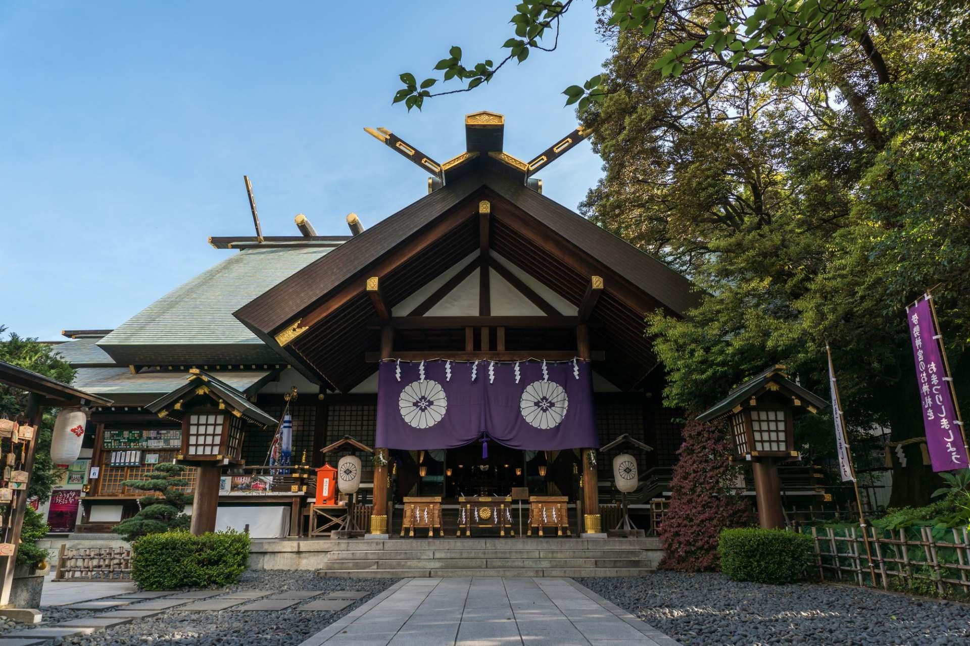 东京大神宫