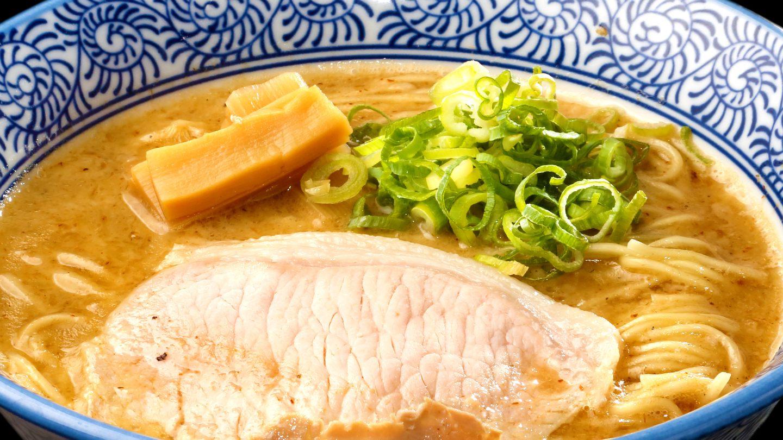 魚介豚骨濃湯拉麵