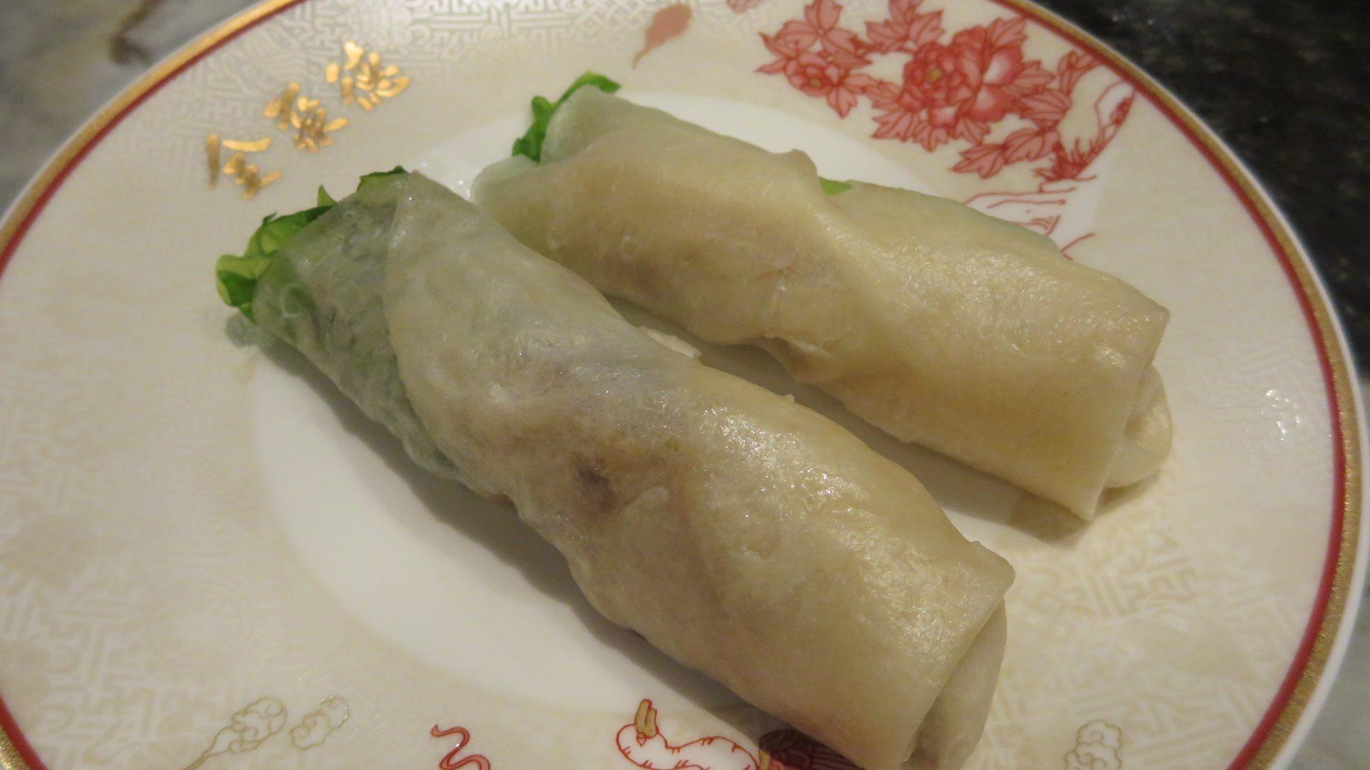 北京烤鴨卷